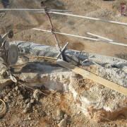 sciage cable
